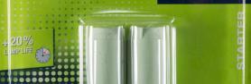 Starter für die Zündung von Leuchtstofflampen