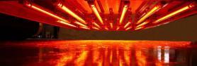 Lámparas infrarrojas de calefacción infrarroja