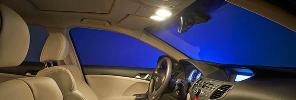 Žarnice za notranjost avtomobila