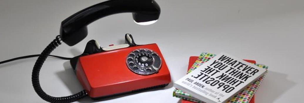 Bombillas telefónica