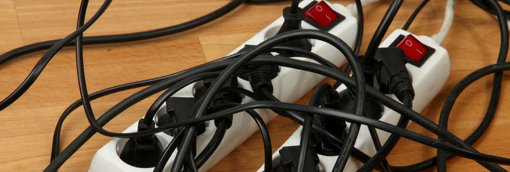 Elektro podaljški s stikalom