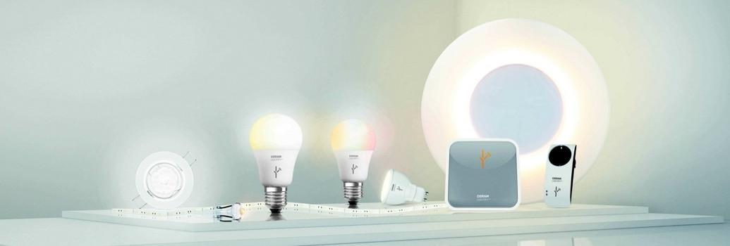Osram Lightify smart interior lighting