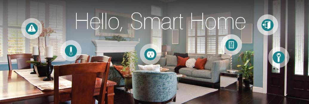 Home automation or smart home